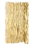peeled reed fence product image