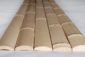 natural bamboo slats product image
