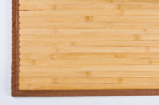 light natural bamboo rug product image
