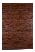 dark chocolate bamboo rug product image