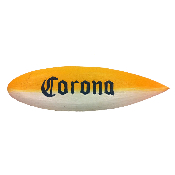 Corona surfboard sign product image