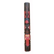 60 inch tahitian tongue tiki mask product image